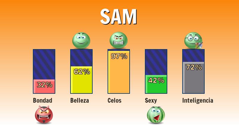 Qué significa sam - ¿Qué significa mi nombre?
