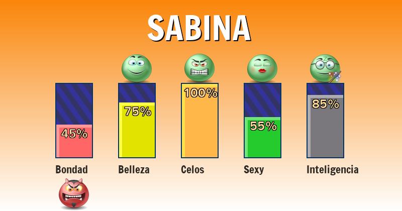 Qué significa sabina - ¿Qué significa mi nombre?