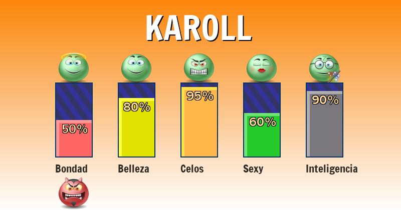 Qué significa karoll - ¿Qué significa mi nombre?