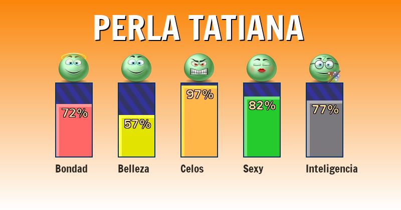 Qué significa perla tatiana - ¿Qué significa mi nombre?