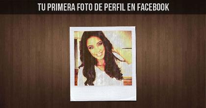 Tu primera foto de perfil en Facebook